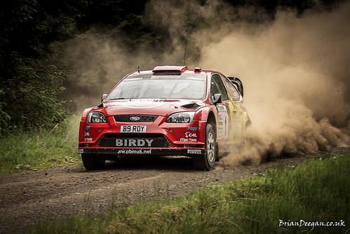 Ford Focus WRC 07 | by Deego