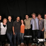 Tue, 09/06/2015 - 2:14pm - Calexico  Live in Studio A, 6.9.2015 Photographer: Nick D'Agostino