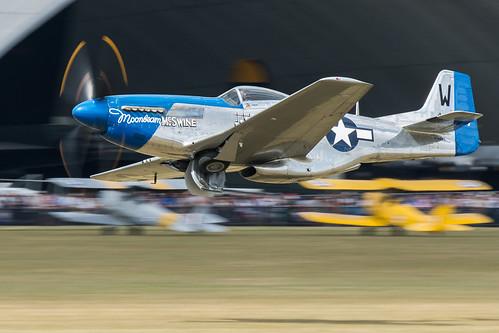P-51D Moonbeam McSwine | by Little Beacon