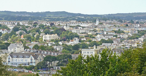Falmouth, from Pendennis   by Tim Green aka atoach