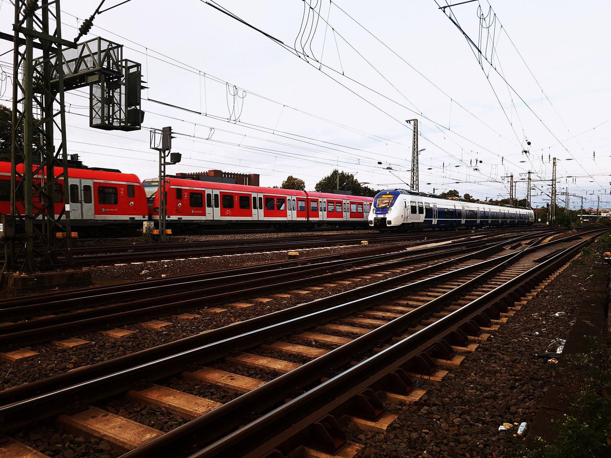 Trenes de Colonia