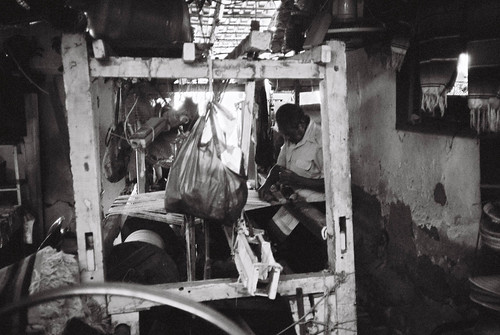 Loom Worker | by davedawsonfbks