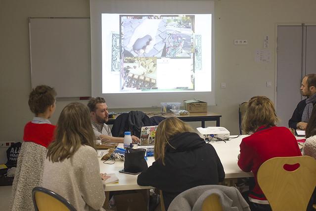 Workshop Hydro DSAA Rennes