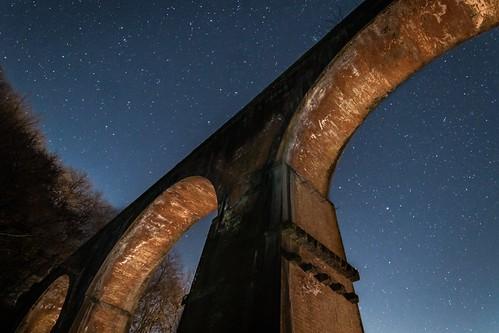 night star stars darkness twinkling bridge starscape landscape nightscape samyang 14mm sony ilce7m2 ilce7
