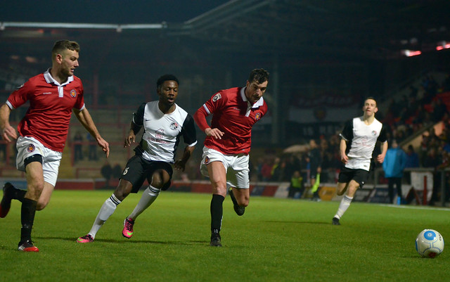 FC United Of Manchester 7-1 West Didsbury & Chorlton