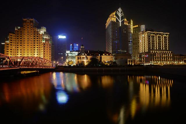 Shanghai - Suzhou Creek Scenery