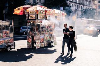 Smokey Street Food | by Brady Baker
