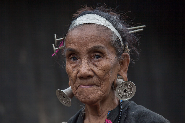Arunachal Pradesh, Changlang : Mishmi tribe #46