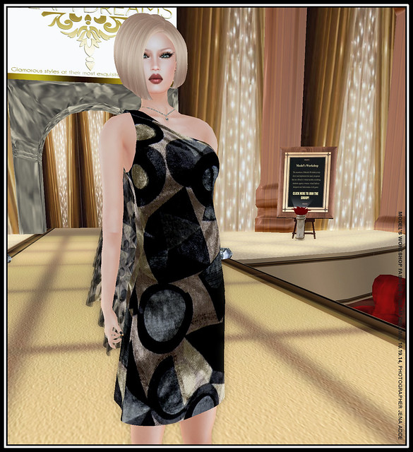 MW Fashion-5 - Glam Dreams - Chloe