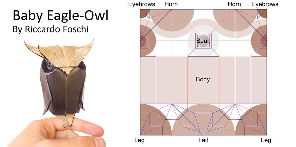 Strange Origami Eagle Owl Cp Riccardo Foschi Tutorial Here Yout Flickr Wiring Digital Resources Operbouhousnl