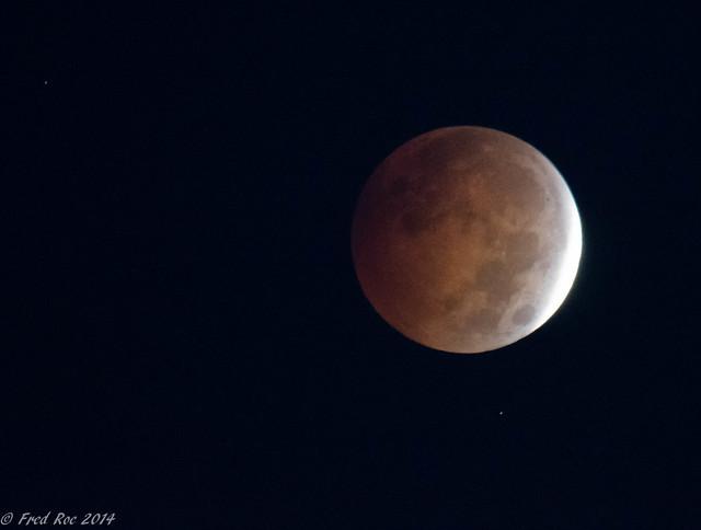 Lunar Eclipse 8-October-2014
