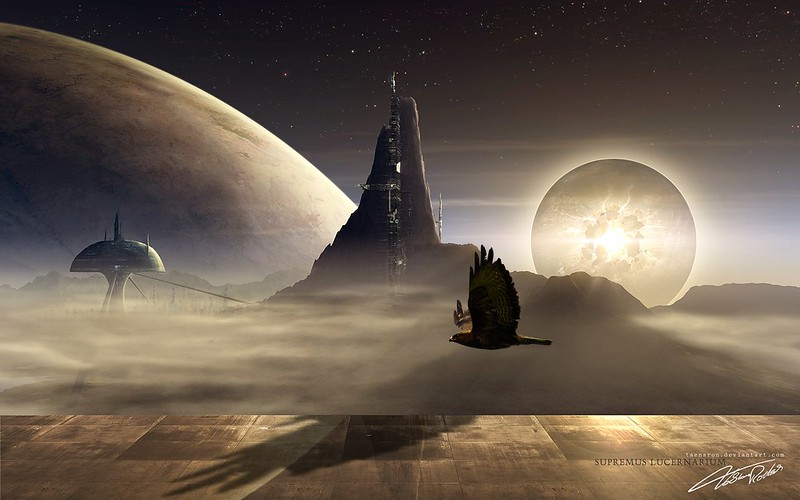 Universe_and_planets_digital_art_wallpaper_lucernarium