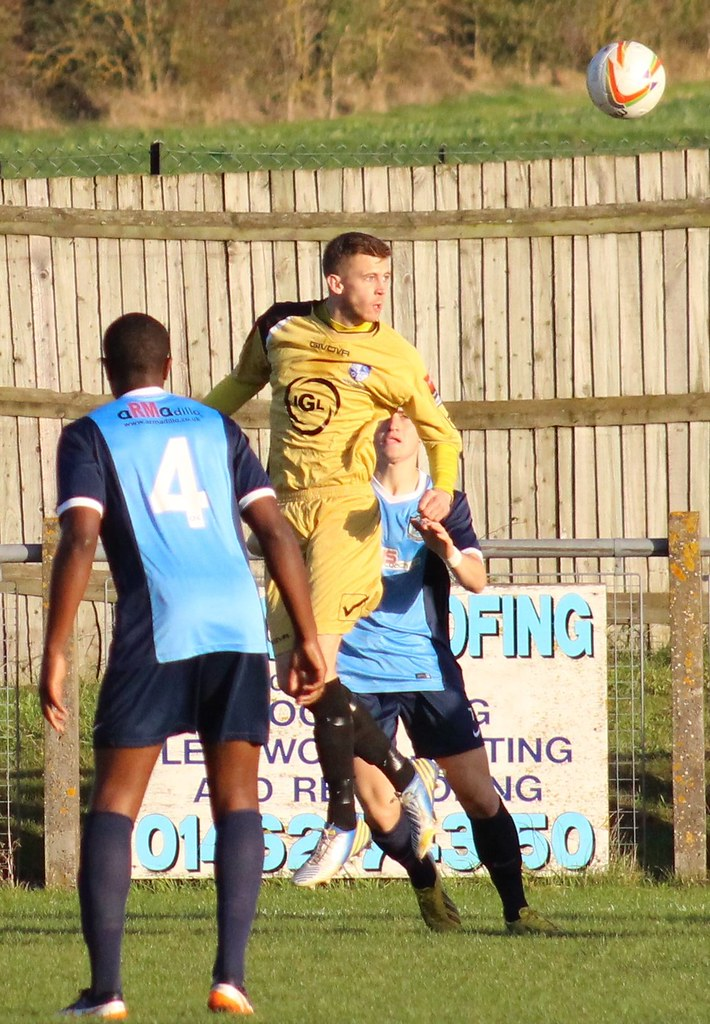 Arlesey Town v Wingate & Finchley FA Trophy 1st Q round 1.11.14