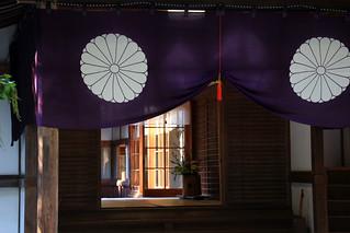 閑まる玄関