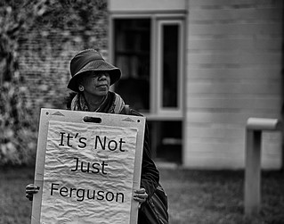 It's Not Just Ferguson | by Johnny Silvercloud