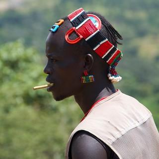 ETIOPÍA 51: MERCADO KEY AFER