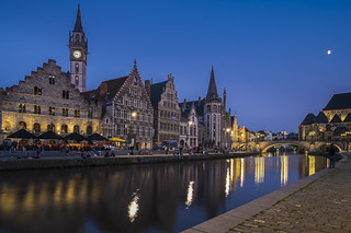 Evening in Ghent | by Jason Row Photography