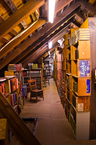Top of the Book Barn | by mmockingbird