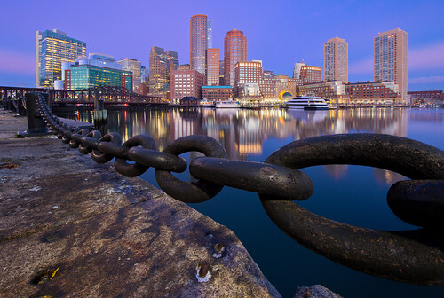 Good Morning, Boston! | by chris lazzery