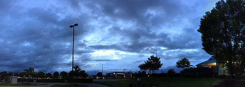 sunrise texas collegestation tropicalstormbill tsbill
