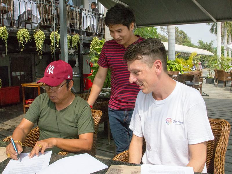 Untenu & BC Network Cambodia