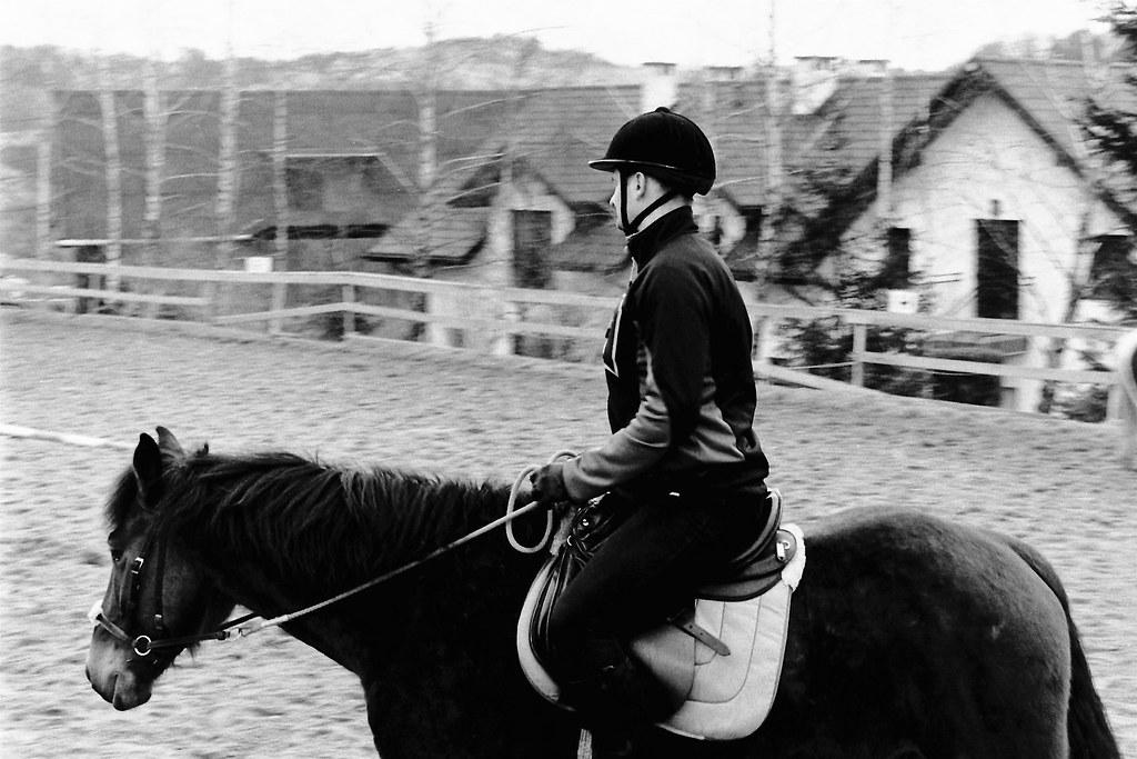 Jeździec / Rider