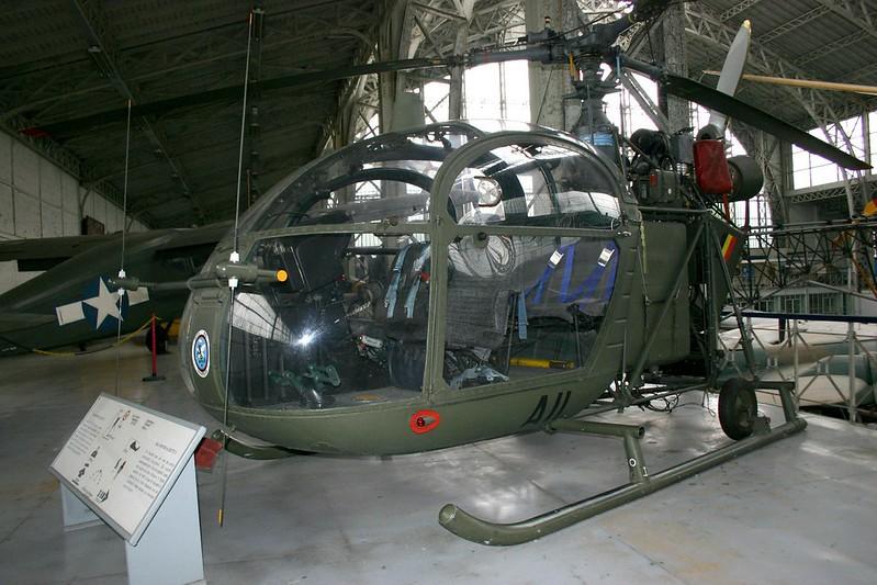 Alouette II SE3130 3