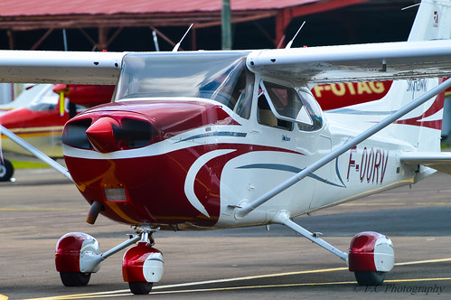 Cessna C172SP F-OORV | by F.C. Photogrɐphy