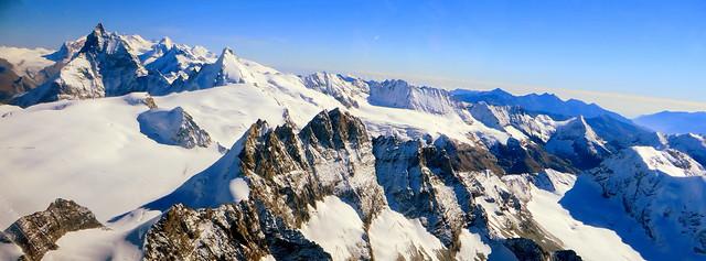 Approaching the Matterhorn I