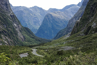 The Road to Milford Sound | by Mike Beauchamp