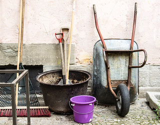 Gardening Tools | by kohlmann.sascha