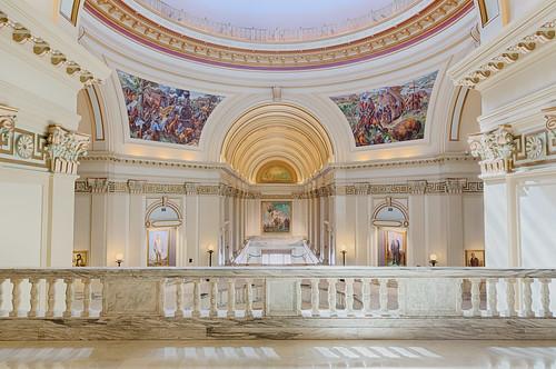 Oklahoma State Capitol Rotunda #1