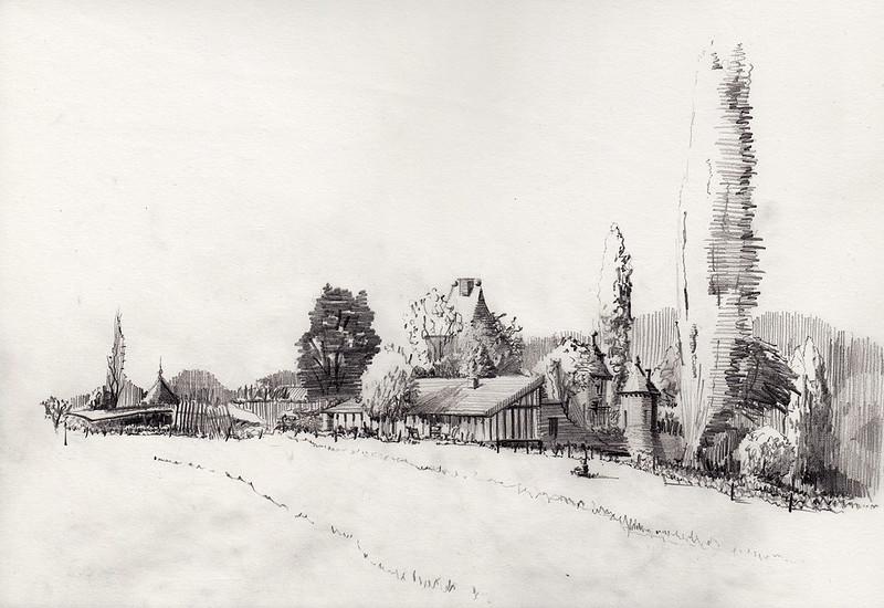 Château Cortils – Pavillons