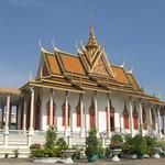 Sun, 12/16/2012 - 10:03am - The Royal Palace in Phnom Penh