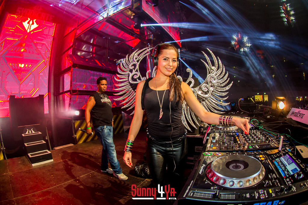 Syndicate 2014 - Miss K8