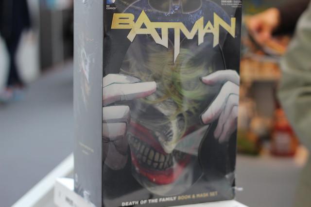 Death of the Family - Batman & Joker - Frankfurt Buchmesse 2014