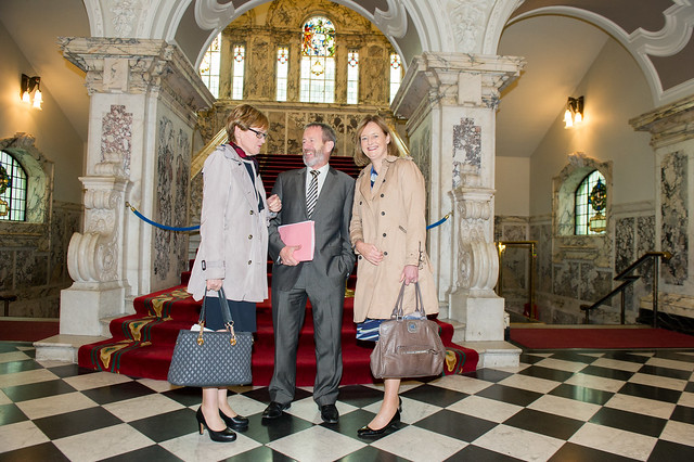 FG MEPs Visit to Belfast