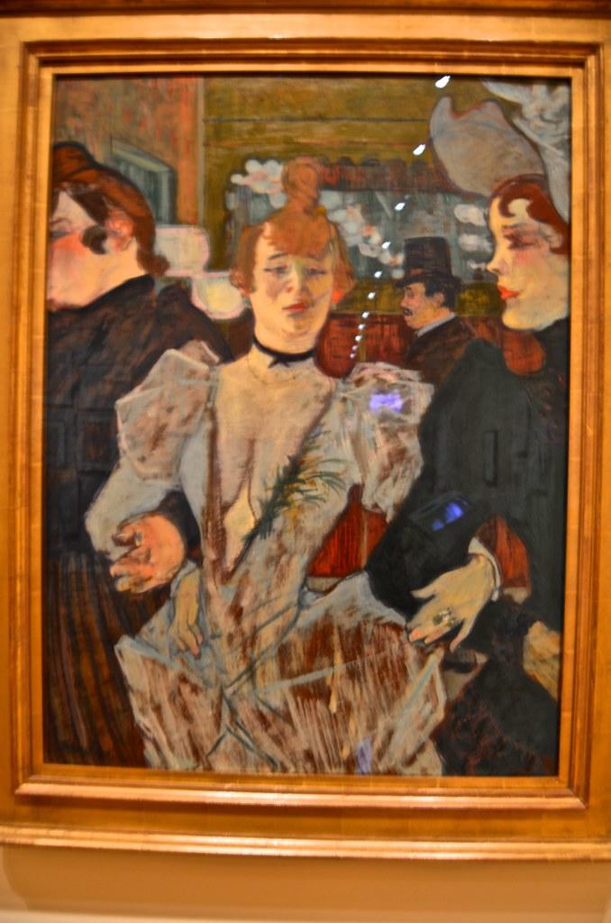 La Goulue 1891 Toulouse Lautrec Museum Of Modern Art N