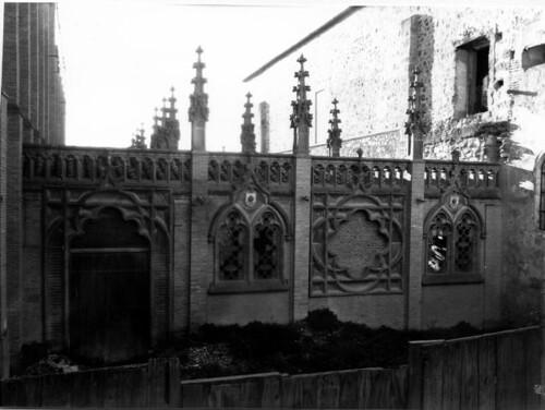 Escuela de Artes  © Fondo Rodríguez de la JCCM, Archivo Histórico Provincial de Toledo. Signatura Album2-573