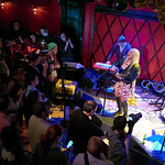 Wed, 22/10/2014 - 12:01pm - Elle King at Rockwood Music Hall in NYC for WFUV's 4-band showcase, 10/21/14. Photo by Gus Philippas