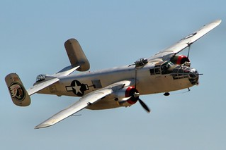 B25 Mitchell - Chino Airshow 2014 | by Airwolfhound