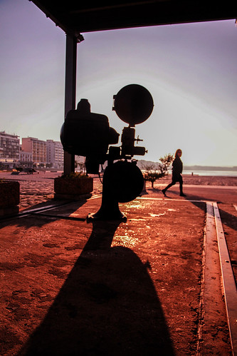 city shadow sea sky film port sunrise 35mm movie greek harbor projector tags greece macedonia thessaloniki macedonian silhuettes tiimeless
