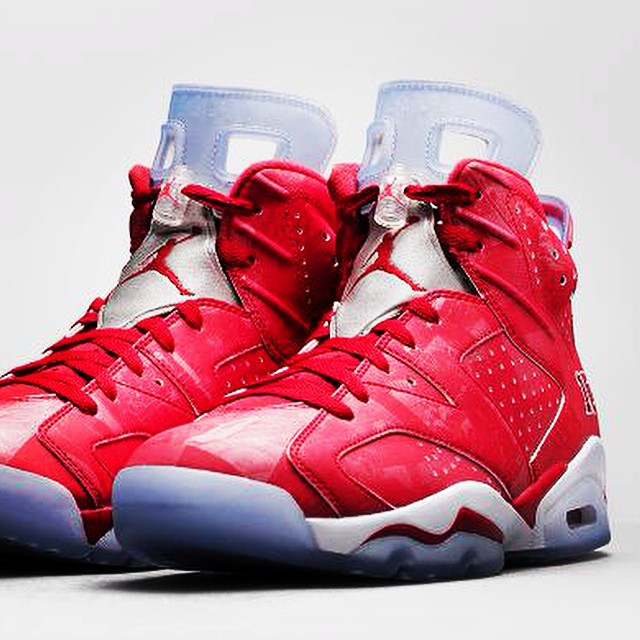 watch c9b51 4825b So who got the Slam Dunk Air a Jordan 6? #slamdunk #aj6 #a ...