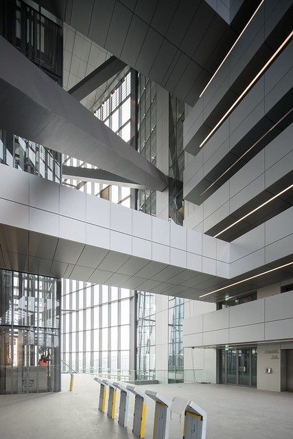 New ECB Premises - Atrium