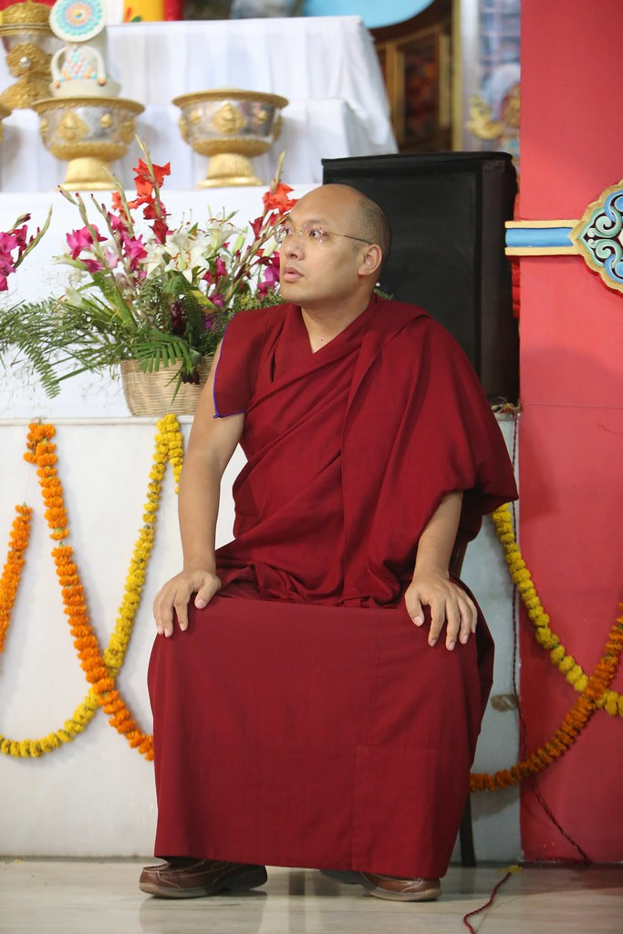 2016.01.31 The Gyalwang Karmapa Teaches on Developing Confidence in the Power of Confession