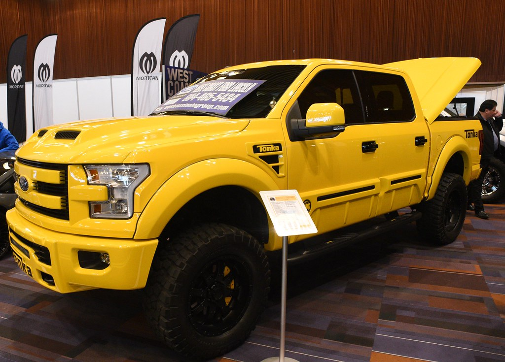 Ford F 150 Tonka >> Ford F 150 Tonka Pickup Truck 2017 Vancouver International