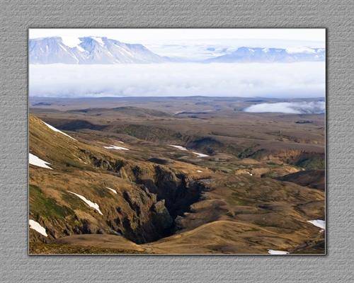 Vulkaninsel Island
