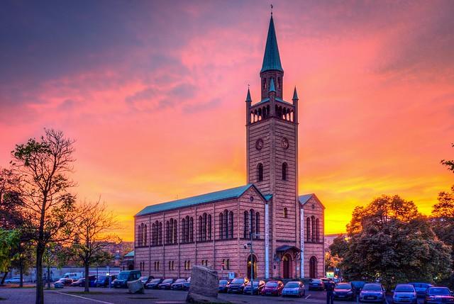 Sankt Matthäus Kirche