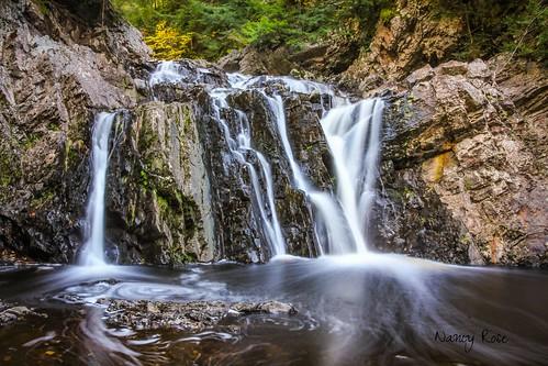 waterfall victoriapark novascotia falls truro waddell 7882