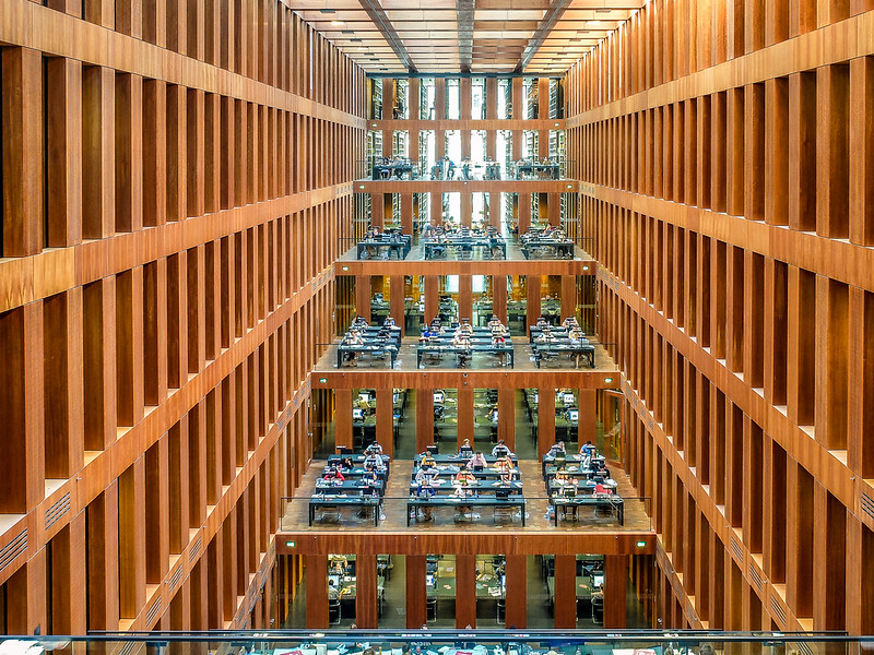 Humboldt Bibliothek